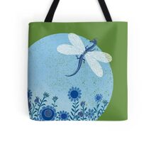 Have you ever seen a dragon fly? Tote Bag