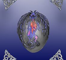 Dragons Egg by Michael Wolf