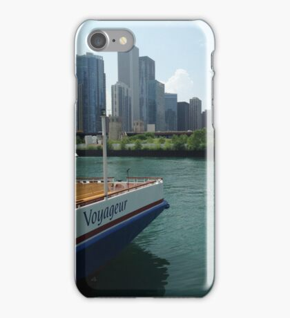 Here's to Chicago iPhone Case/Skin