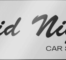 The Mid Night Club Sticker