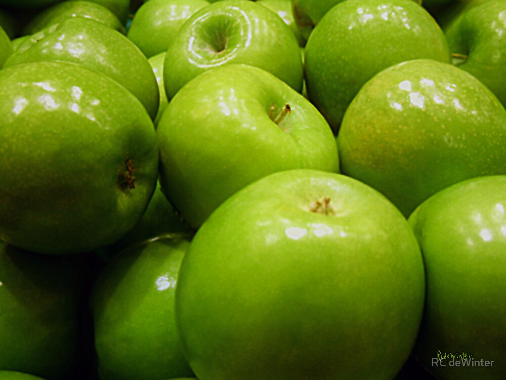Granny's Greenies by RC deWinter