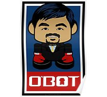 Pacquiao'bot Toy Robot 2.0 Poster