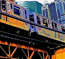 { chicago el series: 1 } by thecheekypixel