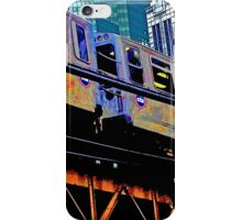 { chicago l, chicago el - series: 1 } iPhone Case/Skin