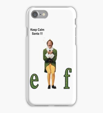 Elf Work  iPhone Case/Skin