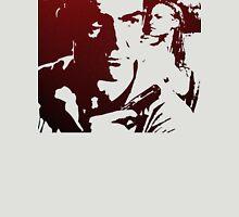 James Bond in Red Unisex T-Shirt