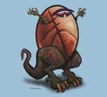 Basketball Saurus Rex by Kevin Middleton