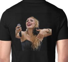 Singing Señorita! Unisex T-Shirt