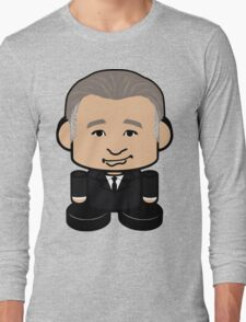 Maher Politico'bot Toy Robot 1.0 Long Sleeve T-Shirt