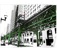 { chicago l - chicago el - series: 2 } Poster