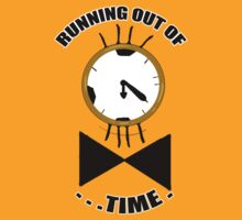 Running out of time! by Zachary Simonton