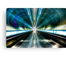 Warp Speed Canvas Print