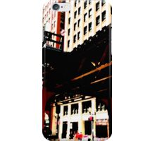 { chicago el series: 3 } iPhone Case/Skin