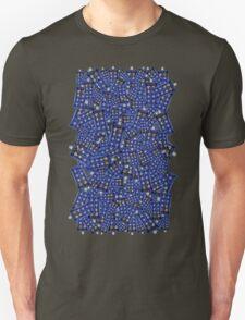 British Blue Phone box Pattern T-Shirt