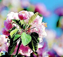 Spring into Bloom Matching Print by kimberpix