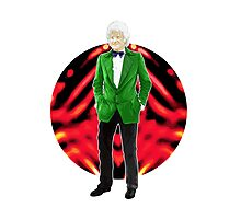 The 3rd Doctor - Jon Pertwee Photographic Print