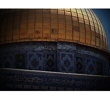 Dome of the Rock. Photographic Print