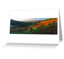 Windy Ridge Winery Greeting Card
