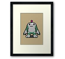 Clayman - Mother 3 Framed Print