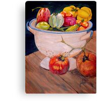 You Say Tomato, I Say ... Canvas Print