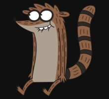 Mischievious Rigby Kids Clothes