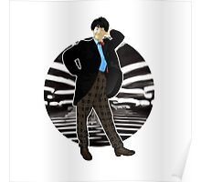 The 2nd Doctor - Patrick Troughton Poster