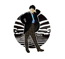 The 2nd Doctor - Patrick Troughton Photographic Print