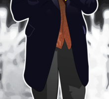 The 1st Doctor - William Hartnell Sticker