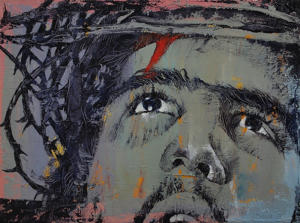 Jesus by Michael Creese