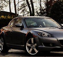 Mazda RX8 by srinivas