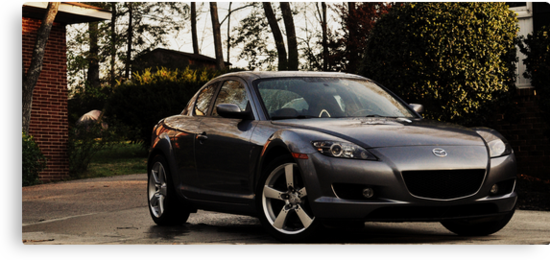 Mazda RX8 by srinivas
