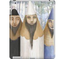 Three Pencilheads  iPad Case/Skin
