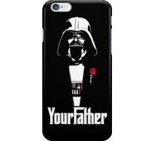 Your Father Star Wars iPhone Case/Skin