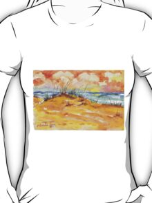 Sunrise over St. Lucia T-Shirt