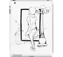 Back iPad Case/Skin