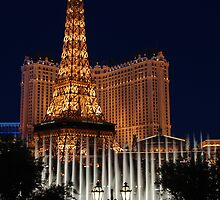 Vegas Fountain No. 2 by Benjamin Padgett