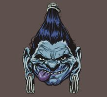 Shrunken Head by Chris Wahl