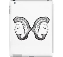 Braided Girl iPad Case/Skin