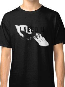 BTS I Need U  Classic T-Shirt