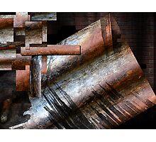 destruction Photographic Print