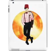 The 11th Doctor - Matt Smith iPad Case/Skin