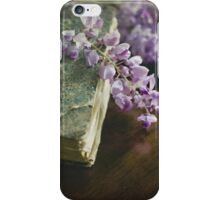 Scent of spring iPhone Case/Skin