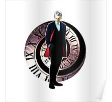 The 12th Doctor - Peter Capaldi Poster
