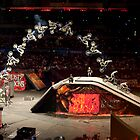 Double Backflip by Bill Fonseca