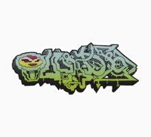 Graffiti Burner Sketch by Adew