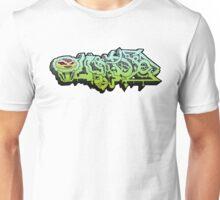 Graffiti Burner Sketch Unisex T-Shirt