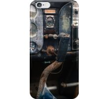 The Art of Old Wings  iPhone Case/Skin