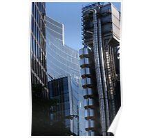 Lloyds building #2 Poster
