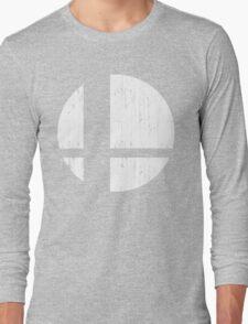 Super Smash Bros Logo Long Sleeve T-Shirt
