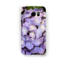 Pretty lilac hydrangea Samsung Galaxy Case/Skin